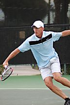 Leland Rolling Tennis Champion